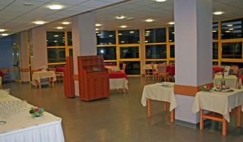 Salle de restaurant - Lycée St Jo Lannion