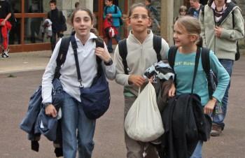 Photo Vie scolaire au Collège